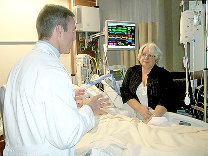 My Mom is Critically Ill in ICU with a Brain Injury. How Can I Formally Challenge the ICU Team for their End-of-Life Decision for my Mom?