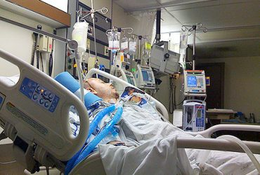 MY PARTNER WITH COVID-19 IS OFF ECMO IN ICU BUT WHY HE'S NOT WAKING UP FROM THE INDUCED COMA?